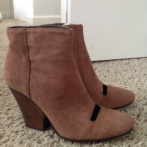 Zero + Maria Cornejo spring boots booties 36